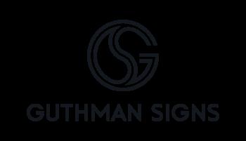 GuthmanSignsLogo_WithoutTagline-01